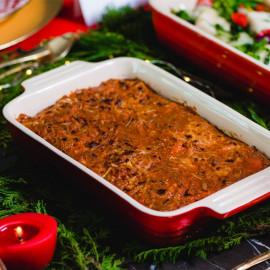 Canelone de Queijos com Ragú de carne 1500g