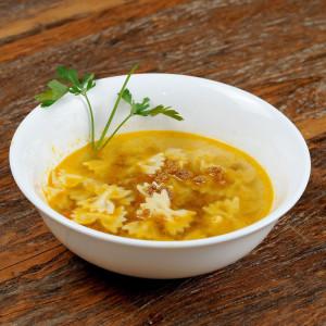 Sopa de Macarrão com Carne 500g