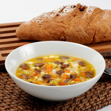 Sopa de Legumes (132kcal) LOW-CARB - 350g