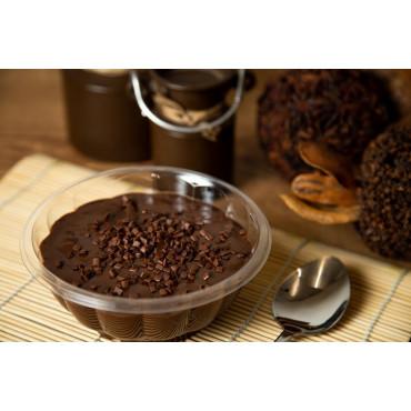 Brigadeiro com Nutella de Colher